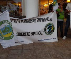 Sindicalistas de Canarias SSCC gana juicio por despido y vulneración de derechos fundamentales