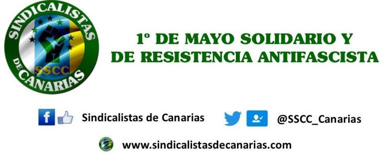1º de Mayo Solidario y de Resistencia antifascista