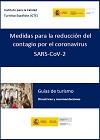 Guías de turismo. Directrices y recomendaciones.