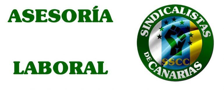 Sindicalistas de Canarias, consigue que una empresa le pague las vacaciones pendientes a la madre de un trabajador fallecido.