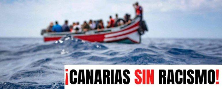 ¡¡Canarias sin racismo!!